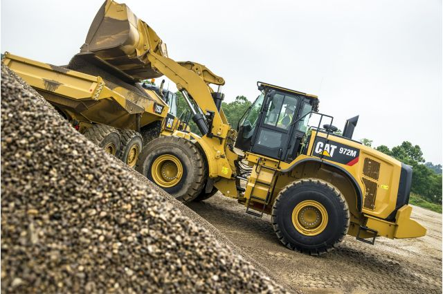 Cat 972M Wheel Loader - BUILT TO PERFORM