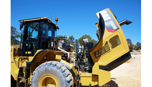 Cat 950M Wheel Loader - SAVE ON SERVICE AND MAINTENANCE