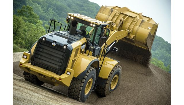 Cat 972M Wheel Loader - RELIABILITY YOU CAN COUNT ON