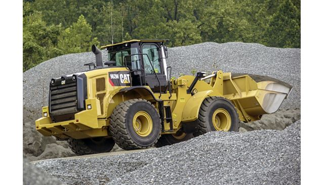 Cat 962M Wheel Loader - DO MORE WITH LESS FUEL