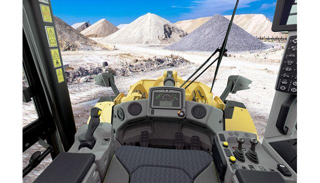 Cat 950M Wheel Loader - DESIGNED FOR OPERATORS