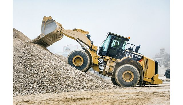 Cat 972M XE Wheel Loader - SUPERIOR FUEL EFFICIENCY