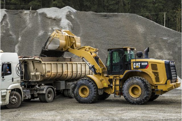 Cat 966M Wheel Loader - RELIABILITY YOU CAN COUNT ON