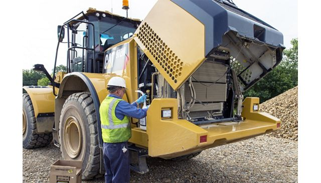 Cat 972M Wheel Loader - SAVE ON SERVICE AND MAINTENANCE