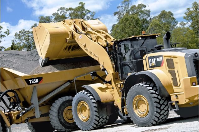 Cat 982M Wheel Loader - RELIABILITY YOU CAN COUNT ON