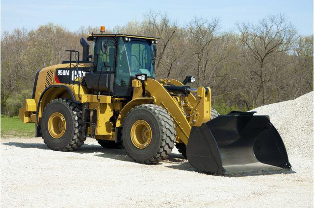 Cat 950M Wheel Loader - SAFELY HOME EVERY DAY