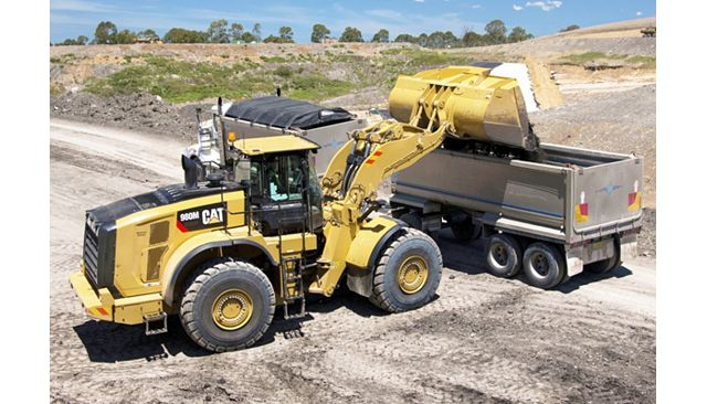 Cat 980M Wheel Loader - BUILT TO PERFORM
