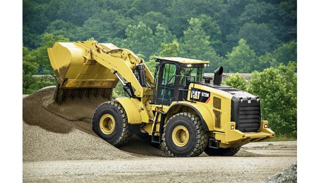 Cat 972M Wheel Loader - LONG TERM VALUE AND DURABILITY