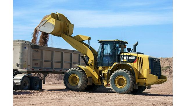 Cat 962M Wheel Loader - ACHIEVE GREATER PRODUCTIVITY