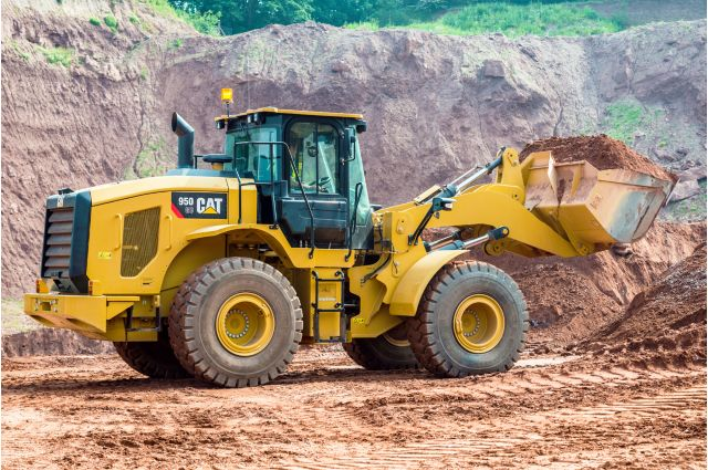 Cat 950 GC Wheel Loader - ACHIEVE GREATER PRODUCTIVITY