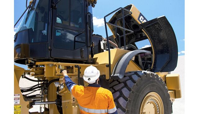 Cat 982M Wheel Loader - SAVE ON SERVICE AND MAINTENANCE