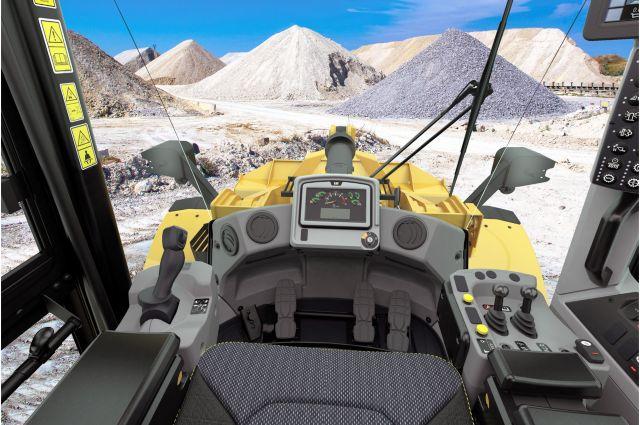 Cat 972M XE Wheel Loader - DESIGNED FOR OPERATORS