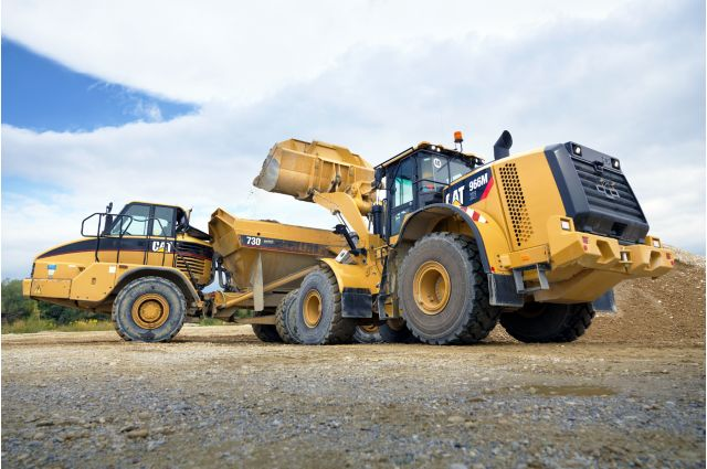 Cat 966M XE Wheel Loader - ACHIEVE GREATER PRODUCTIVITY