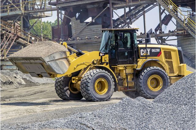 Cat 962M Wheel Loader - RELIABILITY YOU CAN COUNT ON
