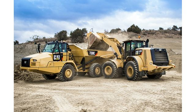 Cat 972M XE Wheel Loader - ACHIEVE GREATER PRODUCTIVITY