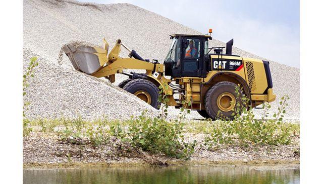 Cat 966M XE Wheel Loader - SUPERIOR FUEL EFFICIENCY