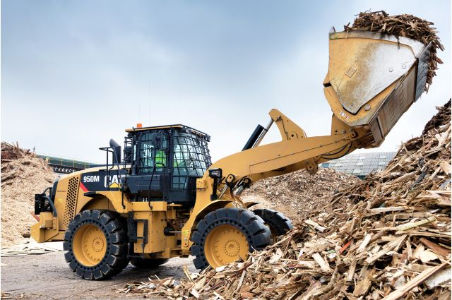 Cat 950M Wheel Loader - ACHIEVE GREATER PRODUCTIVITY