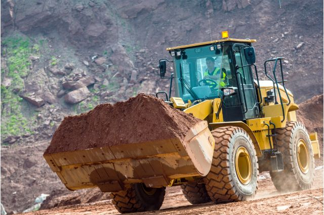 Cat 950 GC Wheel Loader - SAFELY HOME EVERY DAY