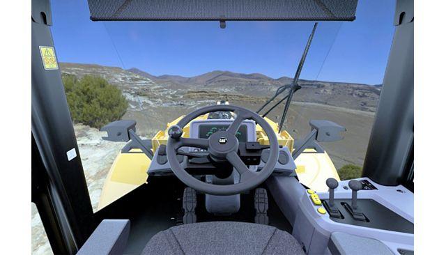 Cat 950 GC Wheel Loader - DESIGNED FOR OPERATORS