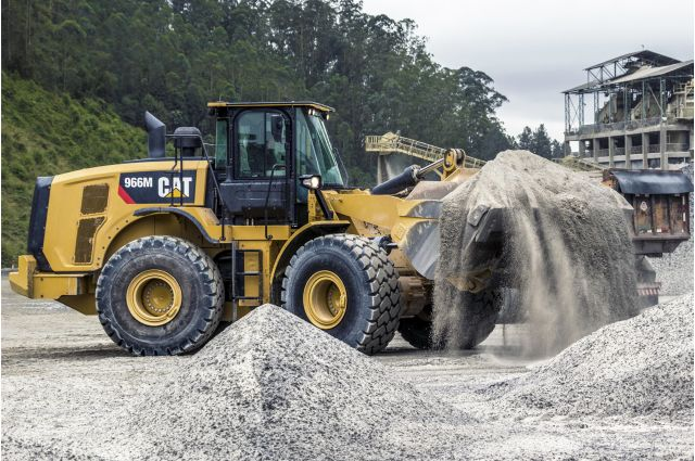 Cat 966M Wheel Loader - LONG TERM VALUE AND DURABILITY