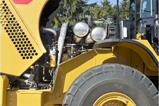 Cat 972M XE Wheel Loader - SAVE ON SERVICE AND MAINTENANCE