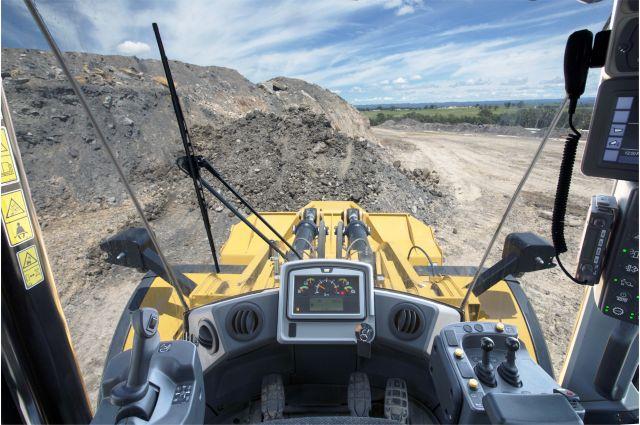 Cat 982M Wheel Loader - DESIGNED FOR OPERATORS