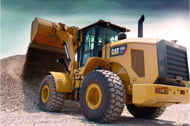 Cat 950 GC Wheel Loader - RELIABILITY YOU CAN COUNT ON