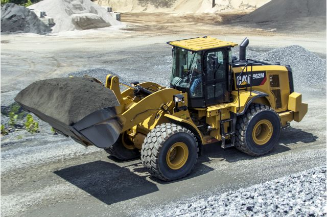 Cat 950M Wheel Loader - DO MORE WITH LESS FUEL