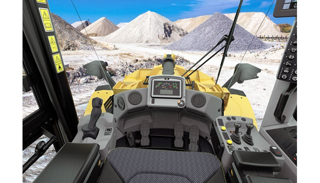 Cat 966M XE Wheel Loader - DESIGNED FOR OPERATORS