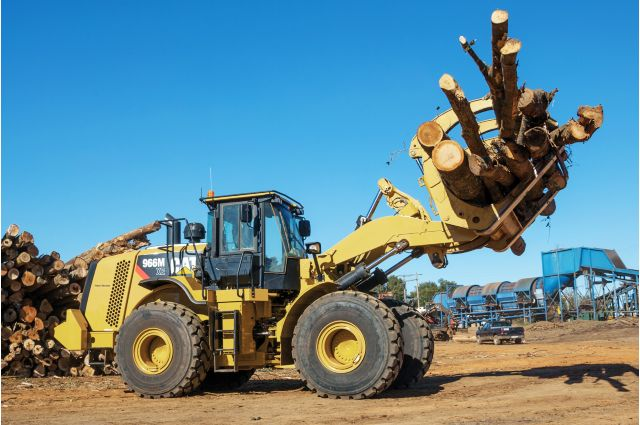 Cat 966M XE Wheel Loader - LONG TERM VALUE AND DURABILITY