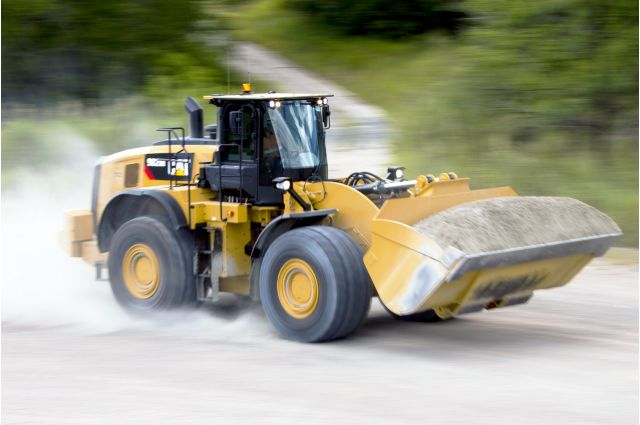 Cat 982M Wheel Loader - DO MORE WITH LESS FUEL