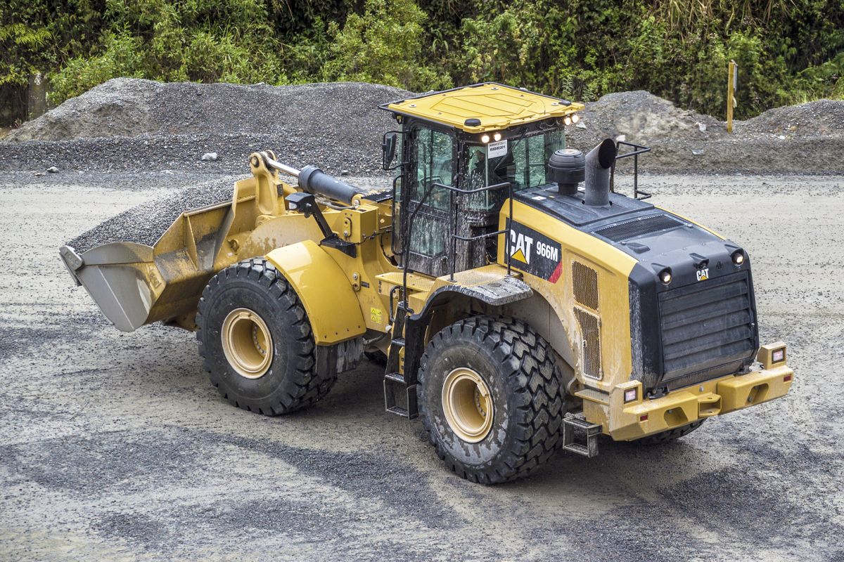 Cat | 966M Wheel Loader | Caterpillar