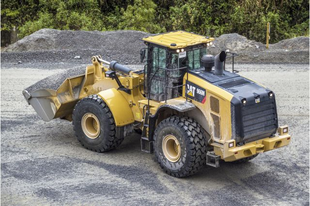 Cat 966M Wheel Loader - DO MORE WITH LESS FUEL