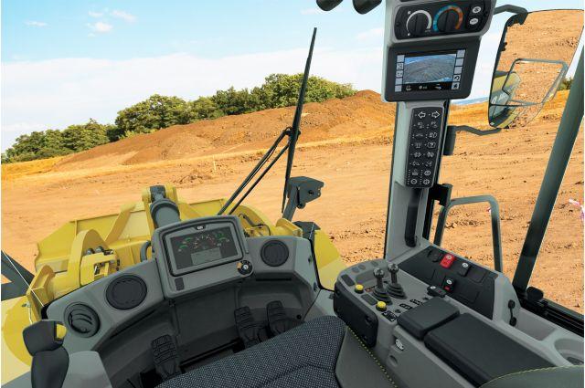 Cat 962M Wheel Loader - DESIGNED FOR OPERATORS