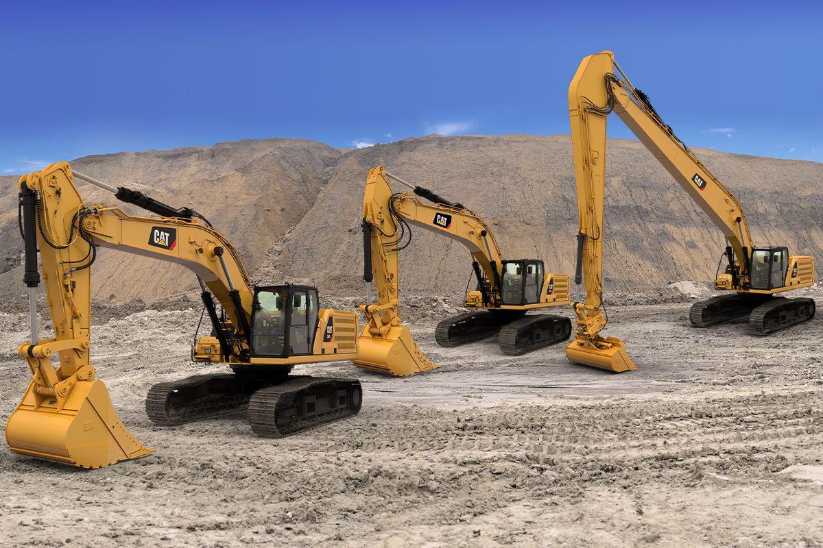 Cat | 340 Hydraulic Excavator | Caterpillar