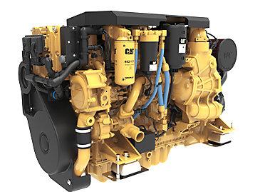 Cat® C7.1 Engine