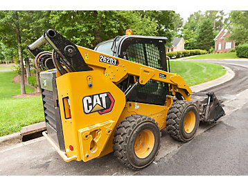 Cat 262D3 SSL