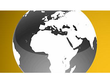 Europe, Afrique et Moyen-Orient
