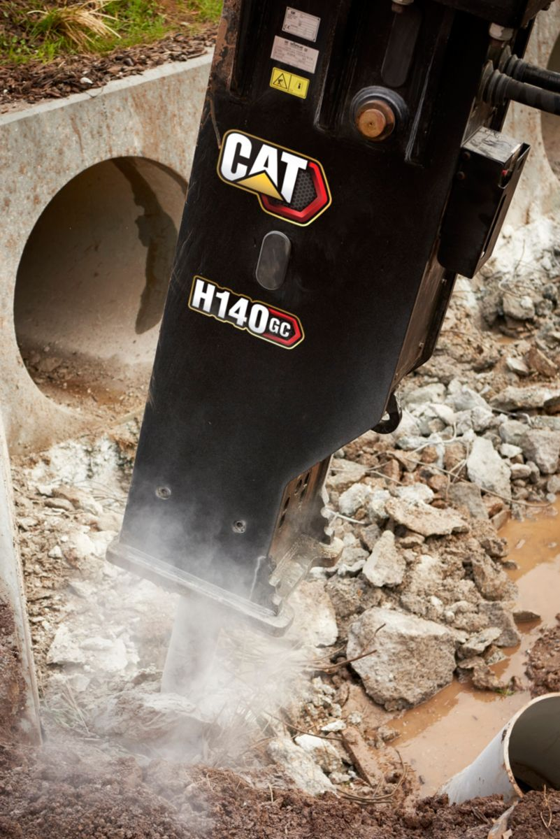 CAT HAMMER OPERATING TIPS AND GUIDES