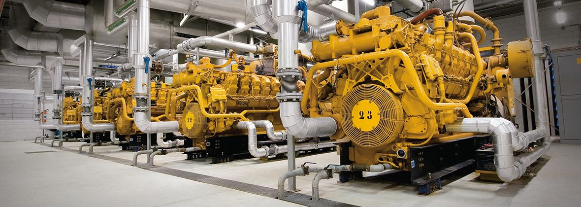 Low Rates on Packaged Services for Your Cat® Generator Set Rebuild