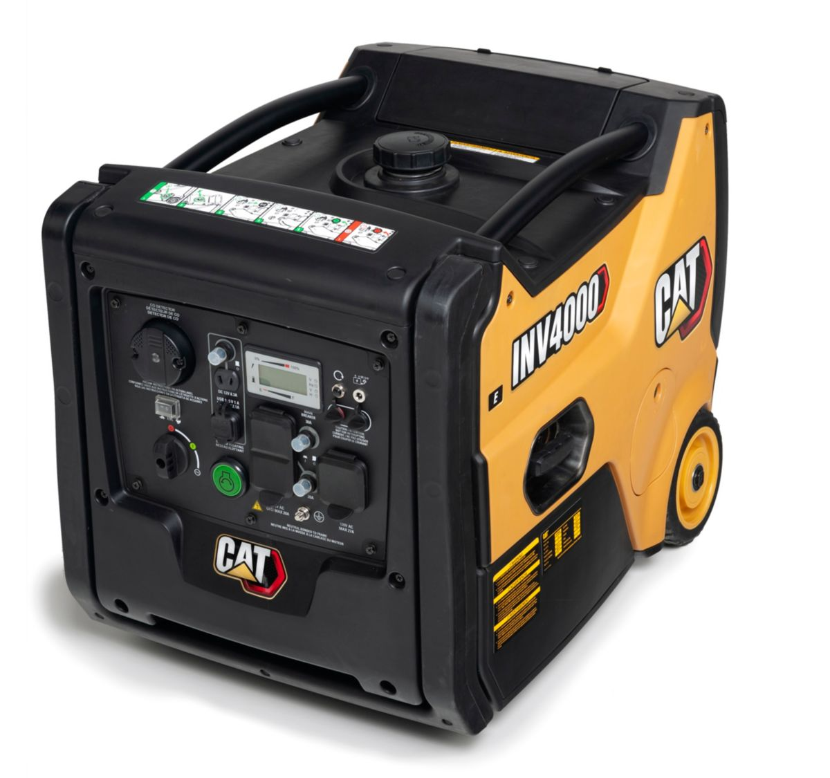 3200 watt inverter generator Cat® INV4000 E quiet generator