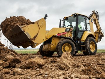 Acquiring a Construction Backhoe Loader