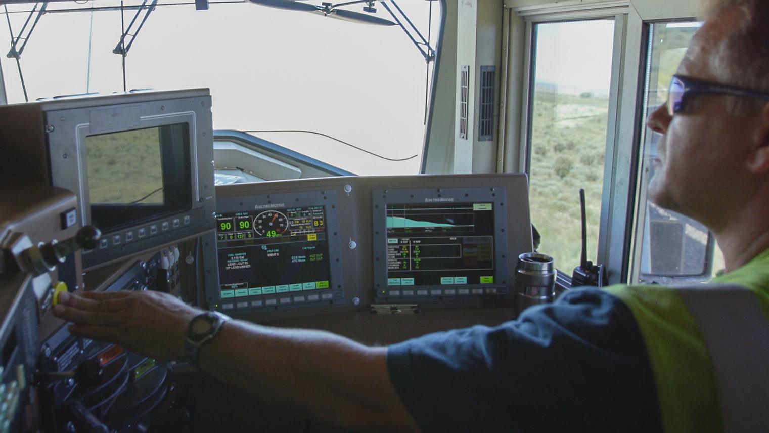 Locomotive Electronics