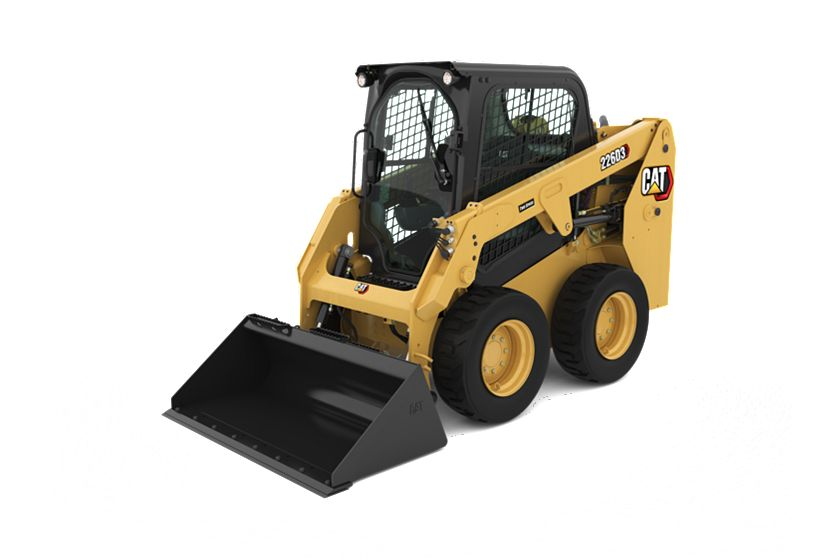 Cat® 226D3 Skid Steer Loader