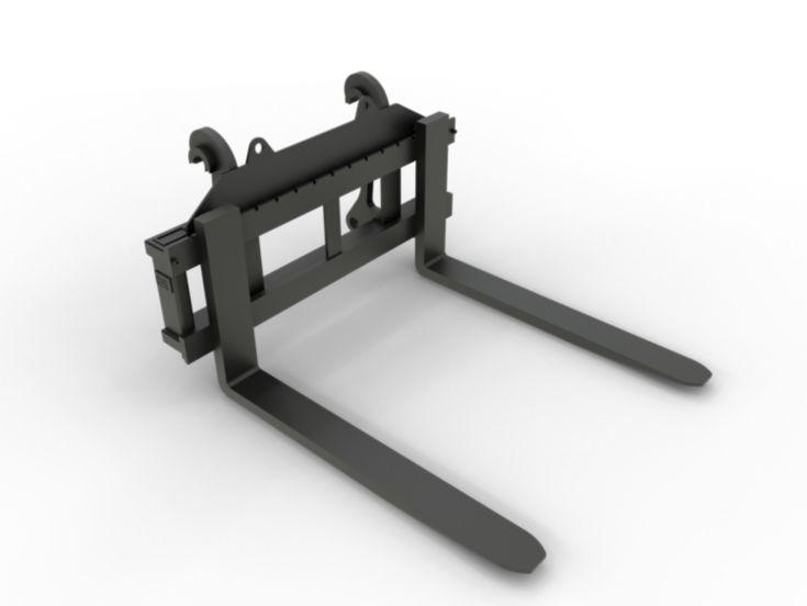 Forks - 1500 mm (59 in) VCE