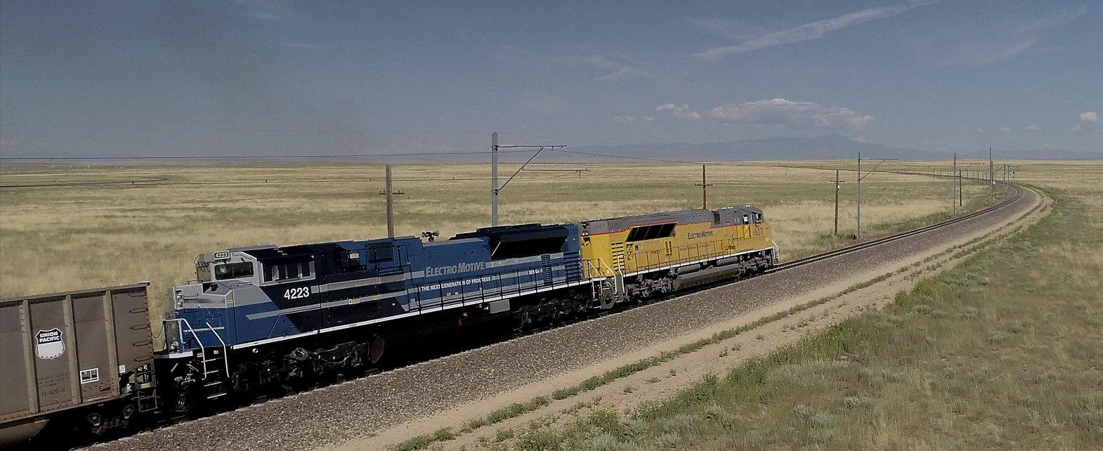 Locomotive Remaufacturing