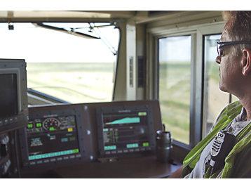 TALOS® Train Automation, ATO, Automatic Train Operations