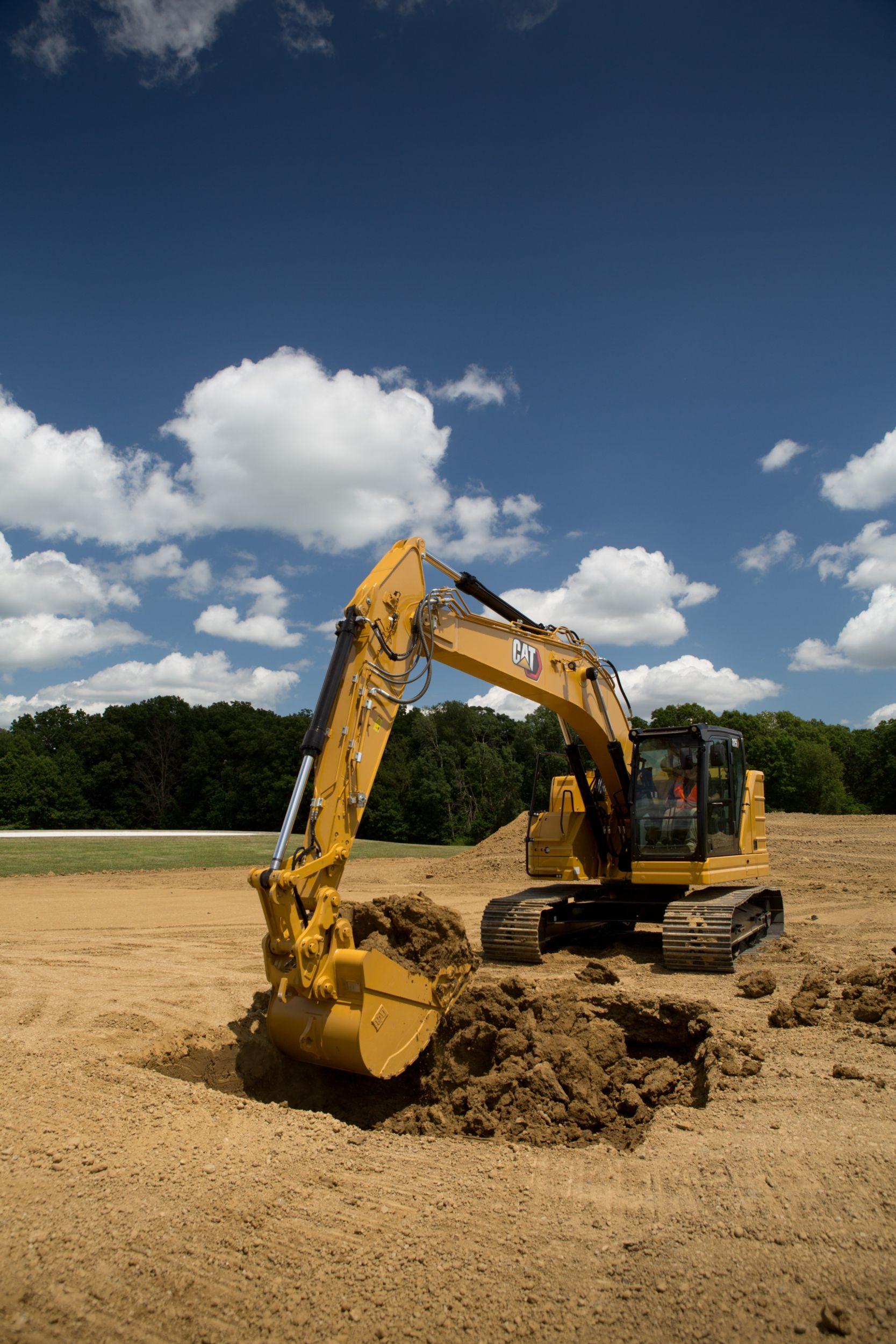 325 Hydraulic Excavator