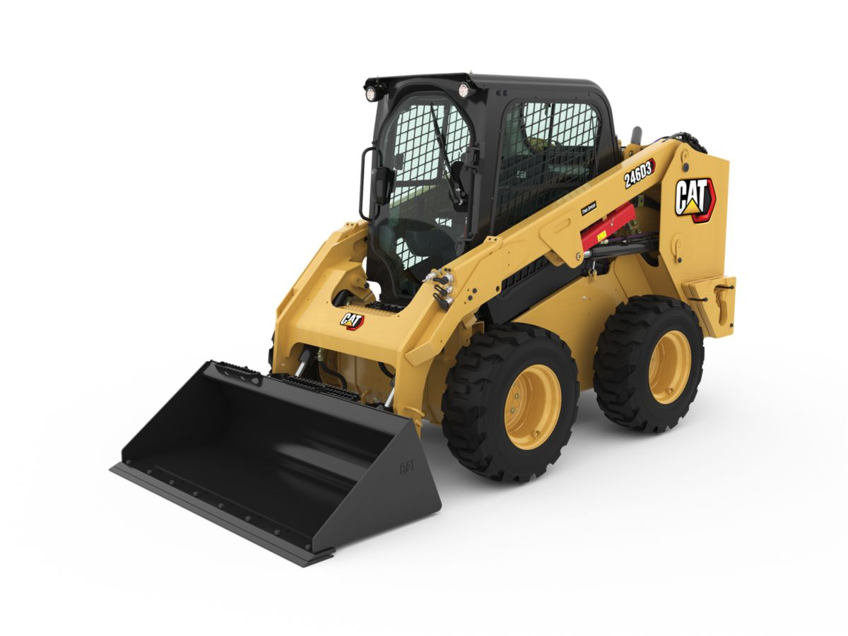 Cat® 246D3 Skid Steer Loader>