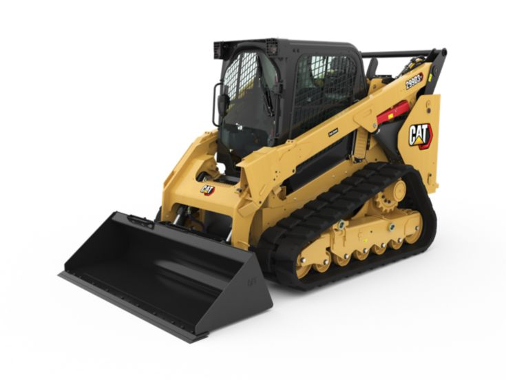 Skid Steer and Compact Track Loaders - 299D3 XE